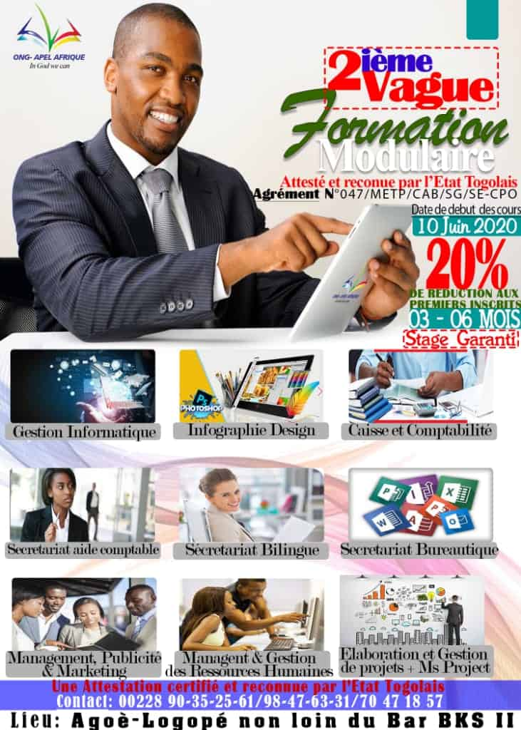formation modulaire togo