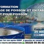 formation en élevage de poisson